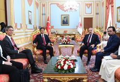 TBMM Başkanı Mustafa Şentop, Singapur Parlamentosu Başkanını kabul etti