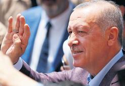 En büyük destek Erdoğan'a