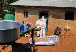 Ebola bir ülkede 1400 can aldı