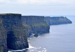 İrlandanın doğa harikası Moher Falezleri