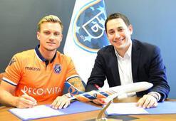 Başakşehir, Gulbrandsen transferini resmen açıkladı