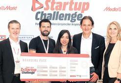 Startup yarışmasını Bagaj ekibi kazandı