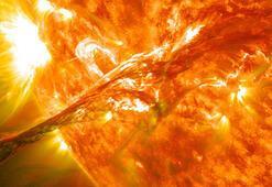 Güneşte süper patlamalar yaşanabilir Dünya karanlığa mı gömülecek