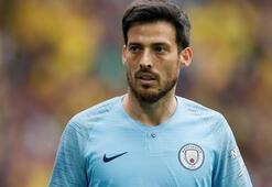 David Silva gelecek yıl Manchester Cityden ayrılacak