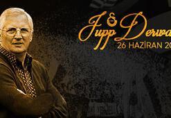 Galatasaraydan Derwall için anma mesajı