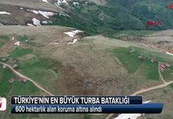 Türkiyede eşi benzeri yok Hassas alan olarak tescillendi