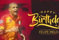 Galatasaray, Melonun doğum gününü unutmadı