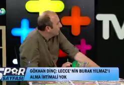 Gökhan Dinç: Burak Yılmaz, Beşiktaşa geldiğinden bu yana 1 kuruş bile almadı