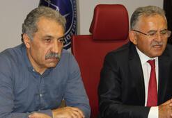 Kayserisporda Erol Bedir yeniden başkanlığa aday
