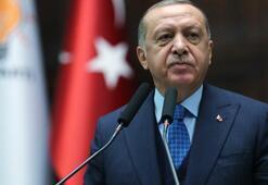 Cumhurbaşkanı Erdoğan Ali Erbaşı kabul etti