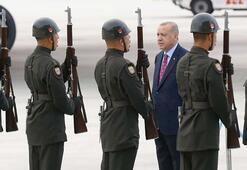 Cumhurbaşkanı Erdoğan Japonyaya gitti