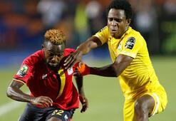 Uganda - Zimbabve: 1-1