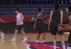 A Milli Kadın Basketbol Takımı, Avrupa Şampiyonasına hazır