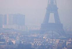 Paristeki hava kirliliğinden devlet sorumlu tutuldu