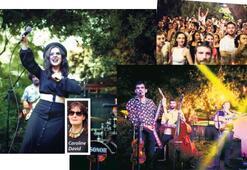 Muzik Bazar şölen gibi