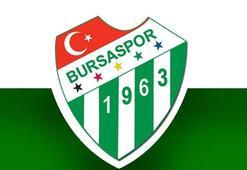 Bursasporun ceza alma durumu ortadan kalktı