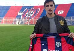 Bursasporda bir ayrılık daha: Vergini, Arjantine döndü