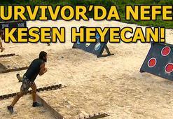 Survivorda kim elendi Survivorda dokunulmazlığı kazanan takım...
