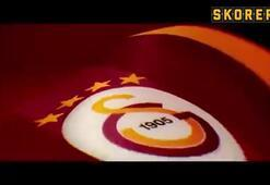 Galatasaray yeni iç saha formasını tanıttı