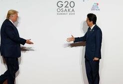 Japonya ve ABD, G20de güven tazeledi