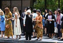 Emine Erdoğan, G20 Liderler Zirvesinin resmi eş programında