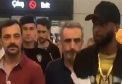 Galatasaray, Babel ve Adem Büyükü sağlık kontrolünden geçirdi