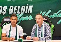 Alper Uludağ, Konyaspora imzayı attı