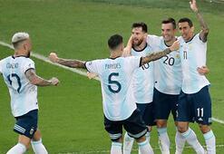 Venezuela-Arjantin: 0-2