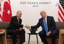 Son dakika... Cumhurbaşkanı Erdoğan ve ABD Başkanı Trump arasında önemli görüşme
