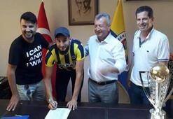 Menemensporun ilk yabancı futbolcusu