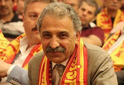Kayserisporda Erol Bedir yeniden başkanlığa seçildi