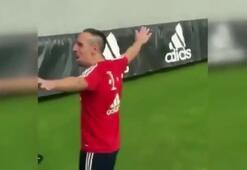 Frank Riberyden jeneriklik gol