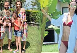 Üç çocuk annesi Pınar Tezcan 8 ayda 16 kilo verdi