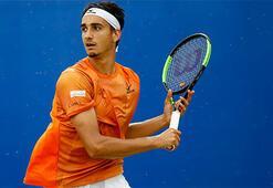 Antalya Openda tekler şampiyonu Sonego
