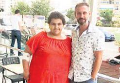 Bir ayda 16 kilo verdi