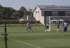 Steven Gerrarddan pes dedirten gol