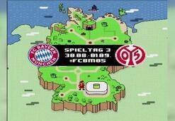 Bayern Münih Mariolu fikstür tanıtımı