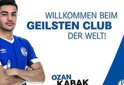 Schalke 04, Ozan Kabakı resmen açıkladı