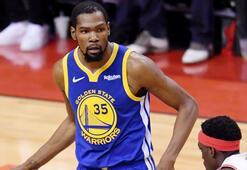 Kevin Durantın yeni takımı belli oldu