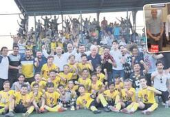 Bucaspor İzmir Şampiyonu