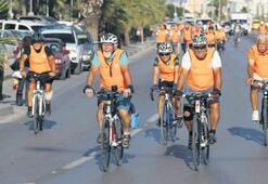 Bisiklet tutkunları Bostanlı'ya bekleniyor