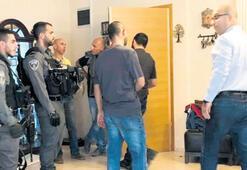 Filistinli bakana İsrail gözaltısı