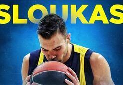 Kostas Sloukas üç sezon daha Fenerbahçe Beko'da