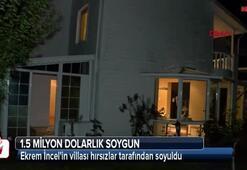İstanbulda 1,5 milyon dolarlık soygun
