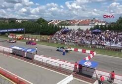 RedBull Car Park Drift Türkiyede şampiyon Fahimreza Keykhosravi