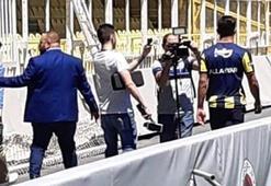 Allahyar, Şükrü Saraçoğlu Stadında