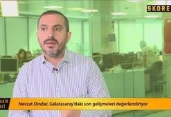 Nevzat Dindar: G.Sarayda Mehmet Topal ismi değerlendiriliyor