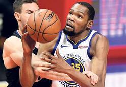 İlk imza Durant'ten