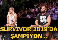 Survivorda şampiyon kim oldu Acun Ilıcalı Survivorın Türk şampiyonunu açıkladı