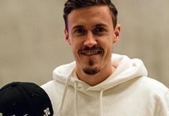 Fenerbahçenin yeni transferi Max Kruse bugün İstanbulda